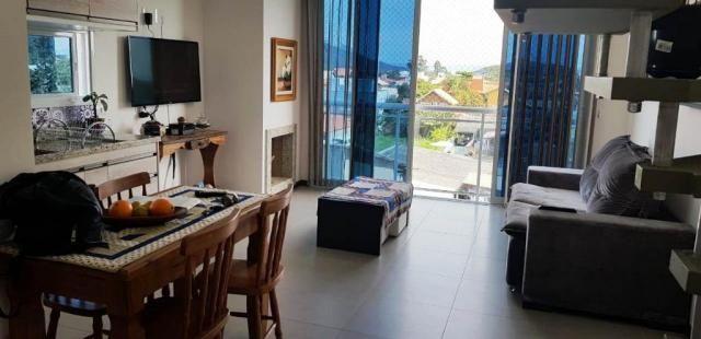 Apartamento duplex com 2 dormitórios à venda - campeche - florianópolis/sc - Foto 2
