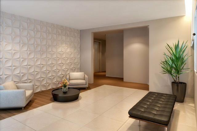 Apartamento 2 Dormitórios Com Varanda e Vaga de Garagem à 100mts da Estação - Foto 5