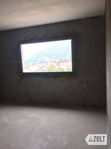 Apartamento com 3 dormitórios à venda, 91 m² por r$ 300.000 - sol - indaial/sc - Foto 15