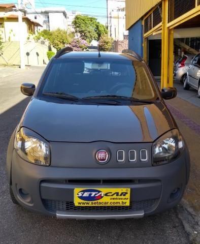 Fiat Uno 2014/2014 1.4 Evo Way 8V Flex 4P - Foto 2