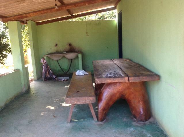 Chácara 3 alqueires e 75 litros,curral,represa,casa,3 alqueires arrendado para planta. - Foto 8