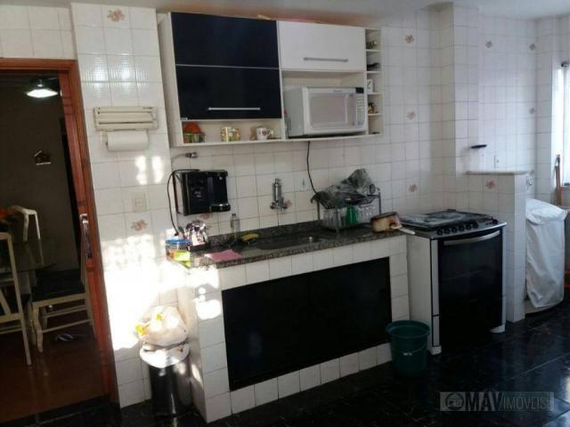 Apartamento com 4 dormitórios à venda, 114 m² por r$ 390.000,00 - vaz lobo - rio de janeir - Foto 8