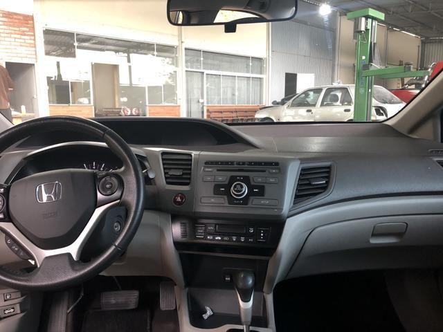 Civic lxs automático 2014 - Foto 12