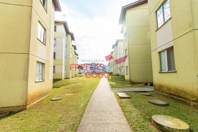 Apartamento 2 quartos em são josé dos pinhais - Foto 2