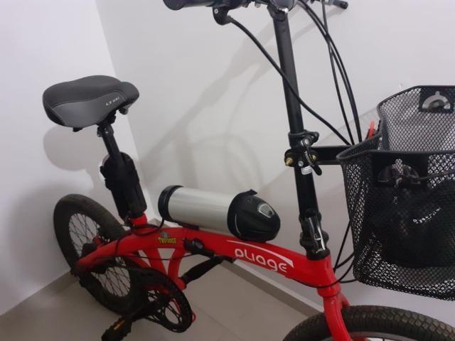 Bicicleta elétrica two dogs
