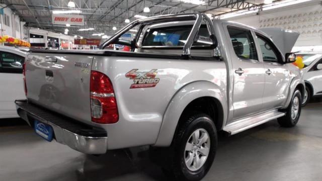 Toyota Hilux 3.0 SR 4X4 CD 16V Turbo Intercooler Diesel 4P Automático - Foto 3