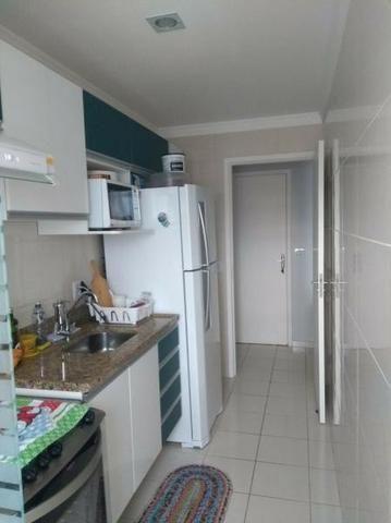 Lindíssimo apartamento 2 quartos c/ suíte todo modulado - Foto 5