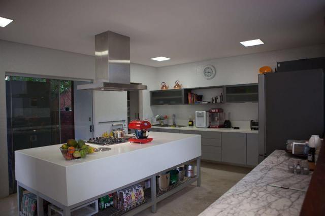 Casa 4 Suítes Projeto Sidney Quintela Alto Luxo - Foto 16