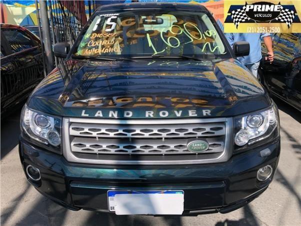 Land rover Freelander 2 2.2 s sd4 16v turbo diesel 4p automático
