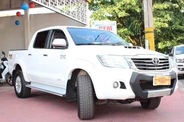 Toyota Hilux CD SRV D4-D 4x4 3.0  TDI Dies - Foto 7