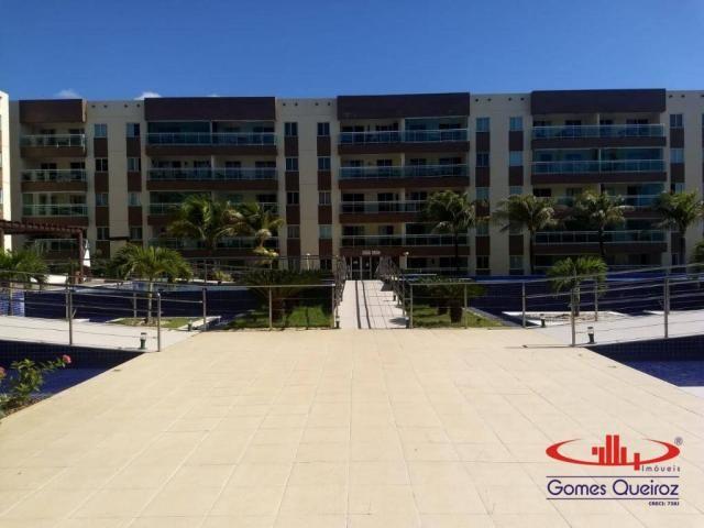 Apartamento no VG FUN com 1 dormitório à venda, 37 m² por R$ 295.000 - Praia do Futuro - F