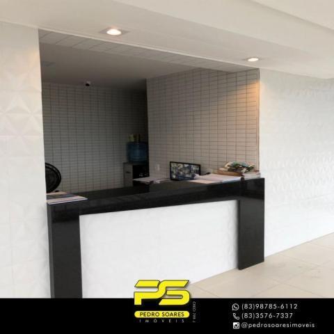 Apartamento com 2 dormitórios à venda, 62 m² por R$ 235.000 - Expedicionários - João Pesso - Foto 3