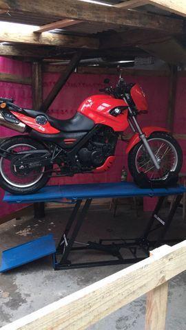 Elevador de motos 350 kg de fabrica - Foto 15