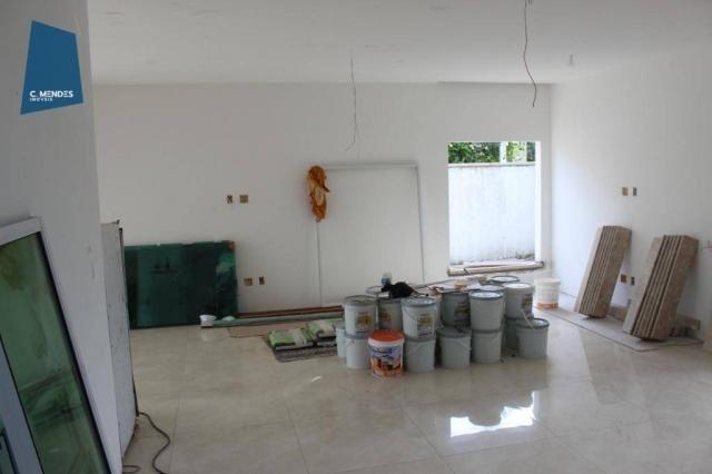 Casa com 3 dormitórios à venda, 330 m² por R$ 1.500.000,00 - Coaçu - Eusébio/CE - Foto 3