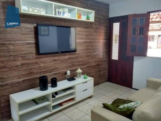Casa à venda, 60 m² por R$ 160.000,00 - Curió - Fortaleza/CE