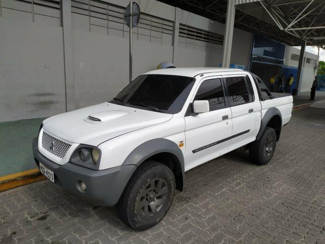 L 200 diesel 4x4 2011/2011