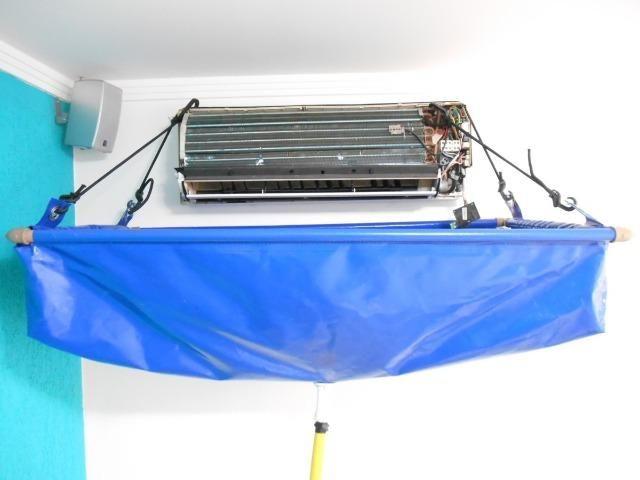 Limpeza de Ar Condicionado Split em maringa 30340019 - Foto 3