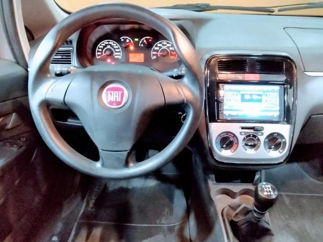 Fiat Punto Attractive 1.4 2011 novo!!! - Foto 10