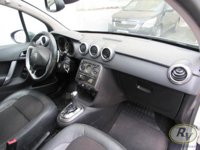 C3 2012/2013 1.6 EXCLUSIVE 16V FLEX 4P AUTOMÁTICO - Foto 5
