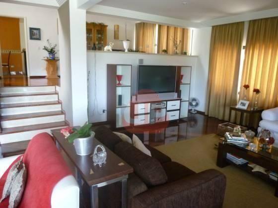 Casa com 4 dormitórios à venda, 474 m² por R$ 2.300.000,00 - Alphaville Residencial 10 - S - Foto 5