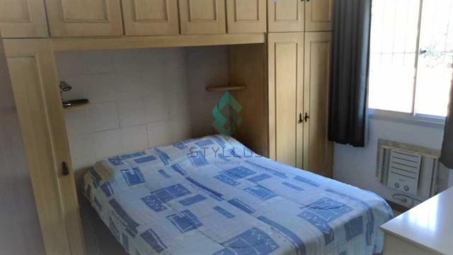 Cobertura à venda com 3 dormitórios em Riachuelo, Rio de janeiro cod:C6169 - Foto 7