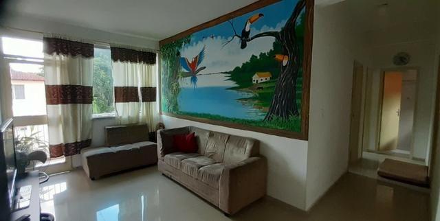 Apto. mobiliado próx à Sefaz, Manauara, Tj e Inpa com Pintura Regional - Foto 7