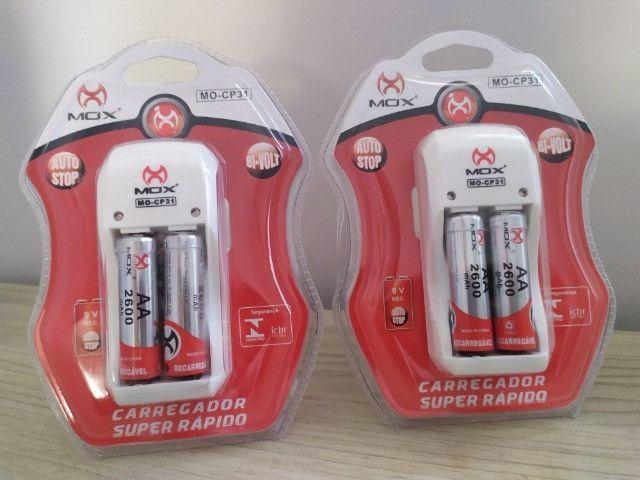 Baterias, Carregadores e Pilhas diversas - Foto 6