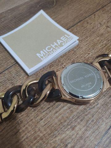 Relógio feminino Michael Kors Mk4269 - Rose - Foto 6