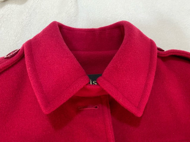 Casaco de lã batida  - Foto 3