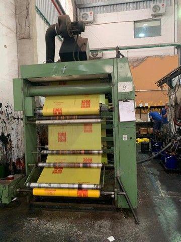 Impressora flexográfica 4 cores  - Foto 3