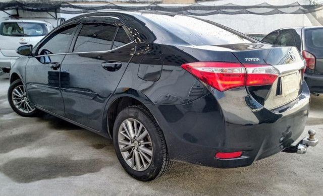 Toyota-corolla valor anunciado tem mais 20 mil de entrada - Foto 4