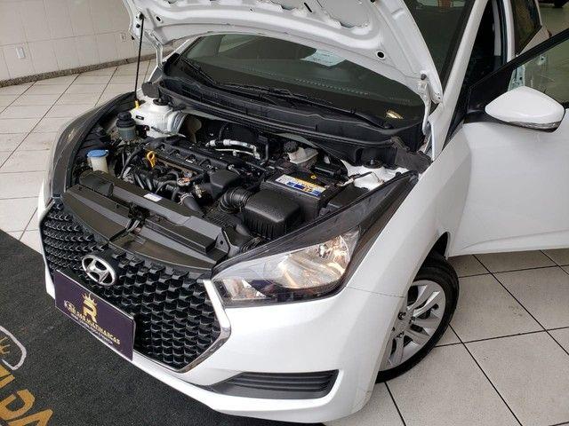 Hyundai Hb20 Ha 1.6 Comfort Plus Branca - 2019 - Foto 7