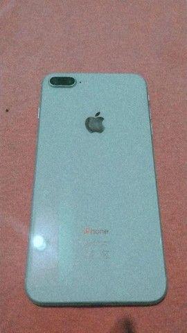IPhone 8 Plus novo com pouco tempo de uso - Foto 6