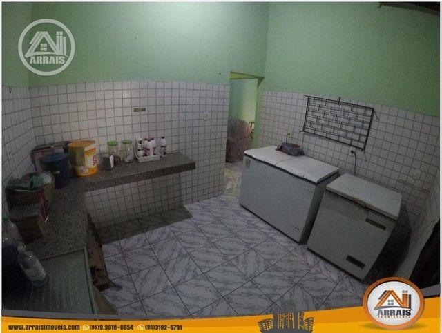 Casa com 3 dormitórios à venda, 200 m² por R$ 210.000,00 - Prefeito José Walter - Fortalez - Foto 9