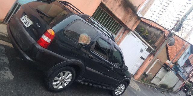 Vendo Palio Aventure 1.6 Gasolina 2003 - Foto 3