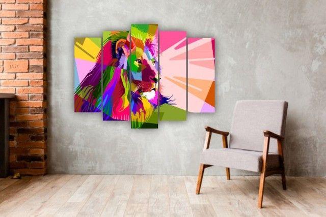 quadros mosaico - Foto 2