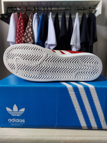 "Adidas Superstar ""Camurça"" - Foto 6"