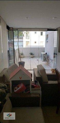 Apartamento com 4 dormitórios para alugar, 164 m² por R$ 5.500/mês - Tatuapé - São Paulo/S - Foto 5