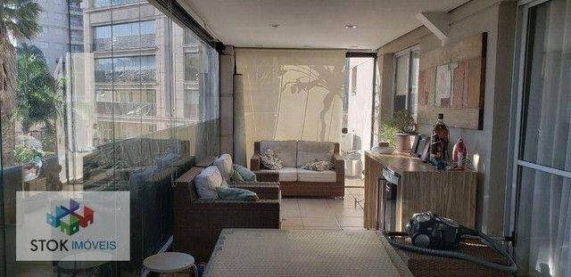 Apartamento com 4 dormitórios para alugar, 164 m² por R$ 5.500/mês - Tatuapé - São Paulo/S - Foto 3