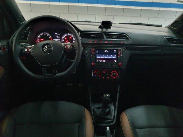 Volkswagen saveiro 2021 1.6 cross cd 16v flex 2p manual - Foto 13