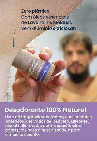 Desodorante Vegano Ecologico e 100% natural Positiva Unissex - Foto 3