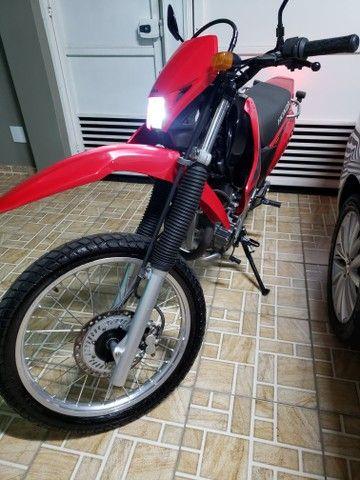 Vendo moto Honda Tornado - Foto 11