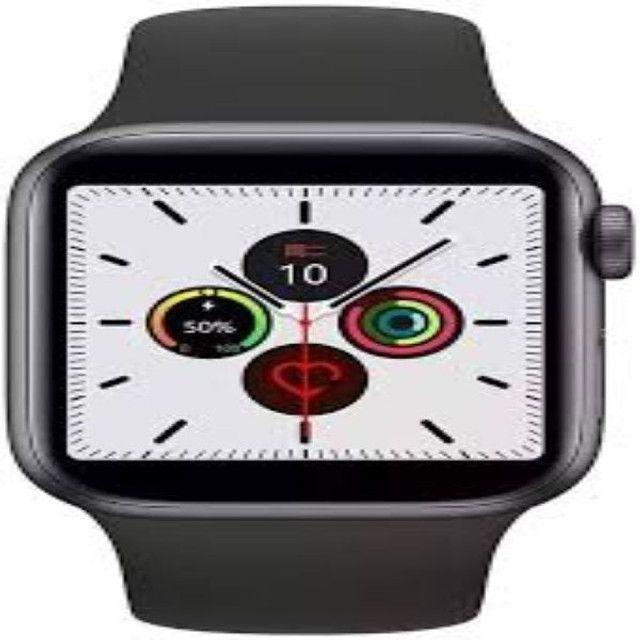 Smartwatch Iwo 12 lite Pro Faz e recebe ligaçoes passa musicas - Foto 4