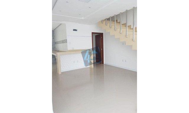 Casa Duplex com 3 dormitórios à venda, 94 m² por R$ 619.000 - Taperapuã - Porto Seguro/BA - Foto 3