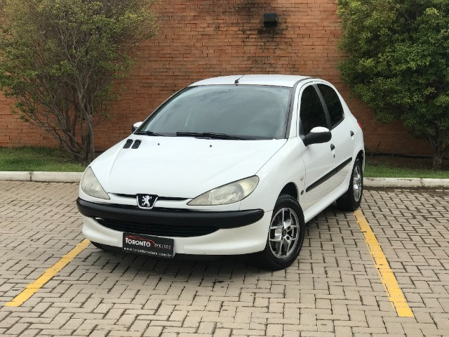 Peugeot - 206 1.0 Soleil 2001