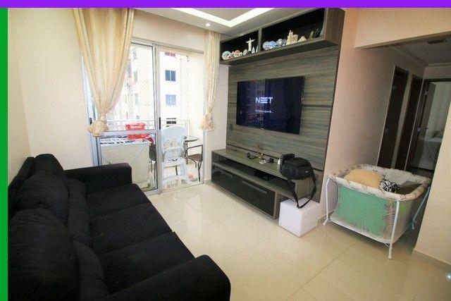 Apartamento 3 Quartos Condomínio weekend Club Ponta Negra - Foto 13