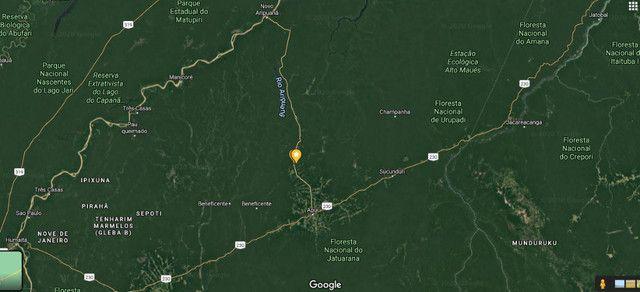 Fazenda (Porteira fechada) no Apuí-AM - Foto 7