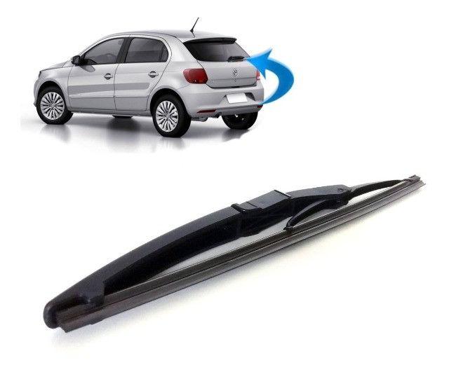 Palheta Limpador do Vidro Traseiro 5U6955425 Original Volkswagen Gol e Fox