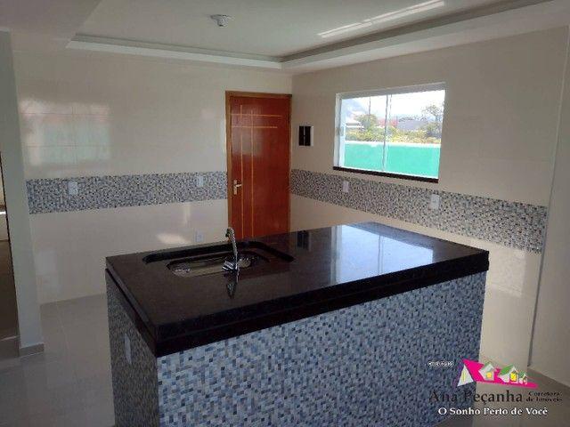 Lindíssima Casa, 3 dormitórios e Terreno Grande em Itaipuaçú! - Foto 13