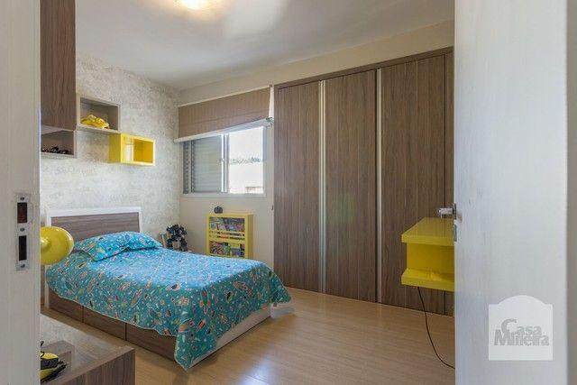Apartamento à venda com 4 dormitórios em Vila paris, Belo horizonte cod:337611 - Foto 8
